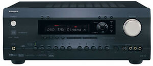 Integra DTR-7.4 High End Receiver, 7 x 100W