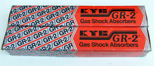 KYB GR-2 G Gas Shock Absorbers - Part No. 344266 - Pair
