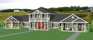 Deluxe Townhomes on 'The Shores at Harbour's Edge, Summerside,PE