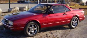 "1993 Cadillac Allante ""Pininfarina"""