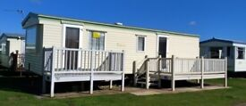 Lovely holiday caravan to let, Promenade Park, Ingoldmells - small pet welcome