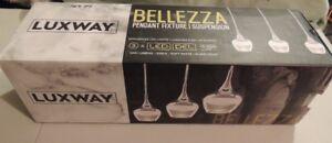 Luxway Bellezza Pendant LED - RETAIL $160