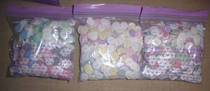 Loots and loots of buttons