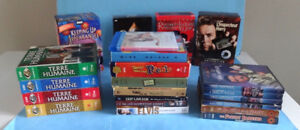 DVD, GROS LOT DE COFFRETS et SÉRIES, ELVIS, DOWNTON ABBEY ETC...