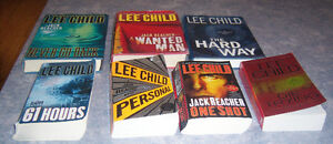 LEE CHILD,DEAN KOONTZ,STEPHEN KING-etc.
