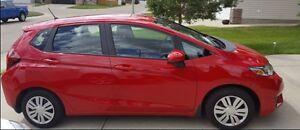 2015 Honda Fit LX Hatchback