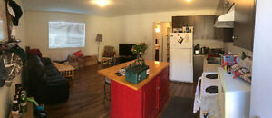 Two Bedroom Basement Suite - Chase River