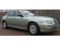 **1 YR MOT** Rover 75 2.0 CDT Classic Diesel '54' Facelift Model