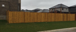 Straightline Fence, Deck and Post Hole Specialist London Ontario image 5