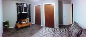 Chambre à louer, Val-D'or, câble, internet, meublé