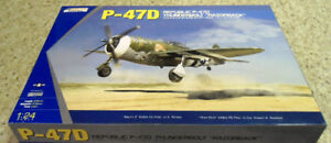Kinetic 1/24 Republic P-47D Thunderbolt Razorback