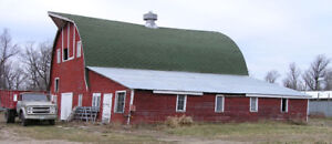 Wanted:old barn or building to rent