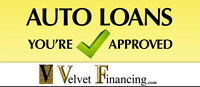 Reliable Vehicles Velvet Financing is OPEN FOR BUSINESS!