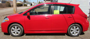 2009 NISSAN VERSA FULLY EQUIPPED