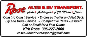 AUTO AND RV TRANSPORT