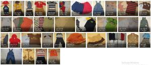 lot vêtements bébé garçon (12 - 24 mois et 2 ans)