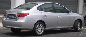 2007 Hyundai Elantra Berline