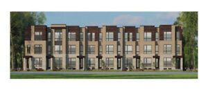 Pre-Construction Freehold Townhouse in Markham
