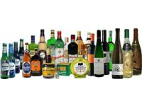 WANTED 75cl Glass bottles Wine or Spirit any colour any shape