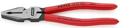 KNIPEX Alicate Universal para Trabajos Pesados 0201200 200mm din / ISO5746