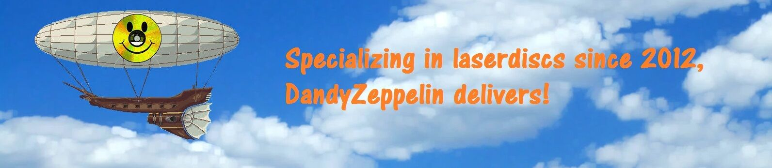 Dandys  Laserdiscs