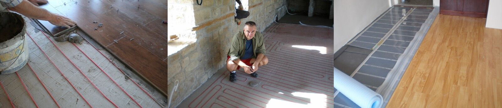 Vodoley Floor Heating System