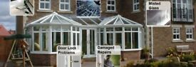 DOUBLE GLAZING REPAIRS, door and window locks,gaskets, hinges, handles, you name it and i'll do it