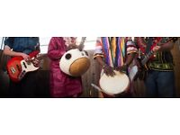 Female vocalist required for West African fusion band