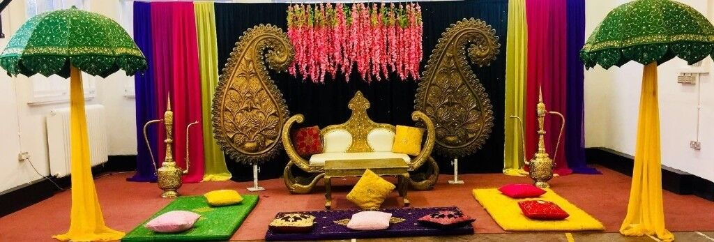 Asian wedding stage hire in southampton hampshire gumtree junglespirit Gallery