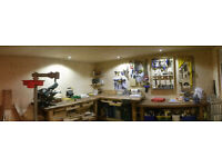 Joint tenants wanted to share workshop space
