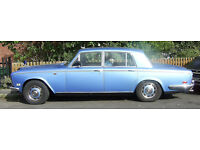 1976 Rolls Royce Silver Shadow 1 in dire need of TLC