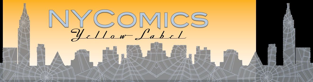 YELLOW LABEL by NYComics