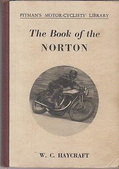 NORTON MODEL 1 16H 18 19 20 30 40 50 55 ES2 CS1 CJ 1932-52 OWNERS REPAIR MANUAL