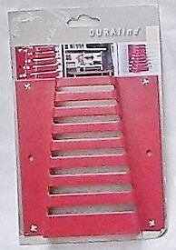 METAL WALL BRACKET To SECURE YOUR WRENCHES. Brand New In Pack
