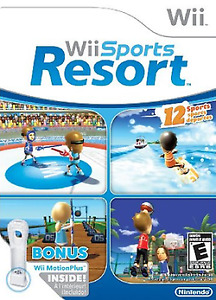 Looking for wii sports 2 and wii resort