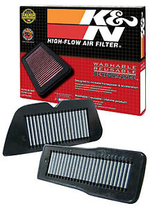 New 2005-2008 Suzuki S83 Boulevard K&N Air Filter