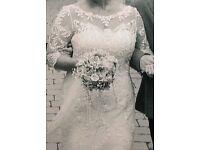Maggie Sottero Verina wedding dress