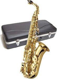 Saxophone alto NEUF (J. Michael) de technologie japonaise