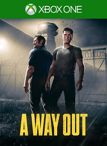 A way out sur xbox one