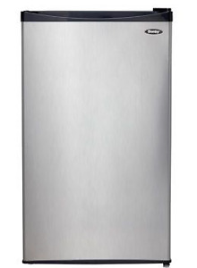 Costco - Danby 3.3CuFt stainless steel bar fridge/freezer