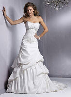Maggie Sottero Roma Wedding Gown