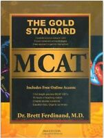USED Gold Standard MCAT Hardcover (2012-2013 Edition)