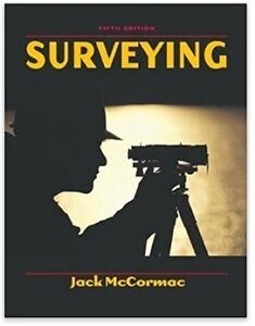 Surveying 5th Edition by Jack McCormac Paperback