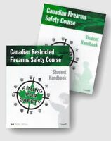 Canadian Fire Arm Safety Courses, Non-restriced and Restricted