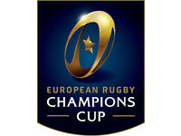 8 tickets for Champions Cup Lower Level - 13th May 2017