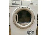 Hotpoint condenser tumble dryer ..Warranty and delivery included
