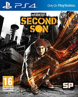 Selling (20$) or Trading Infamous Second Son PS4