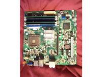 Dell M017G Inspiron 540 Socket LGA775 Motherboard - IPIEL-RN2