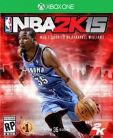 Selling NBA 2K15 for Xbox One for $40 or Halo:MCC