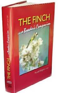 The Finch A Breeders Companion Book By Russell Kingston Hazelbrook Blue Mountains Preview